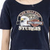Harley-Davidson South Dakota Boat Neck T-Shirt