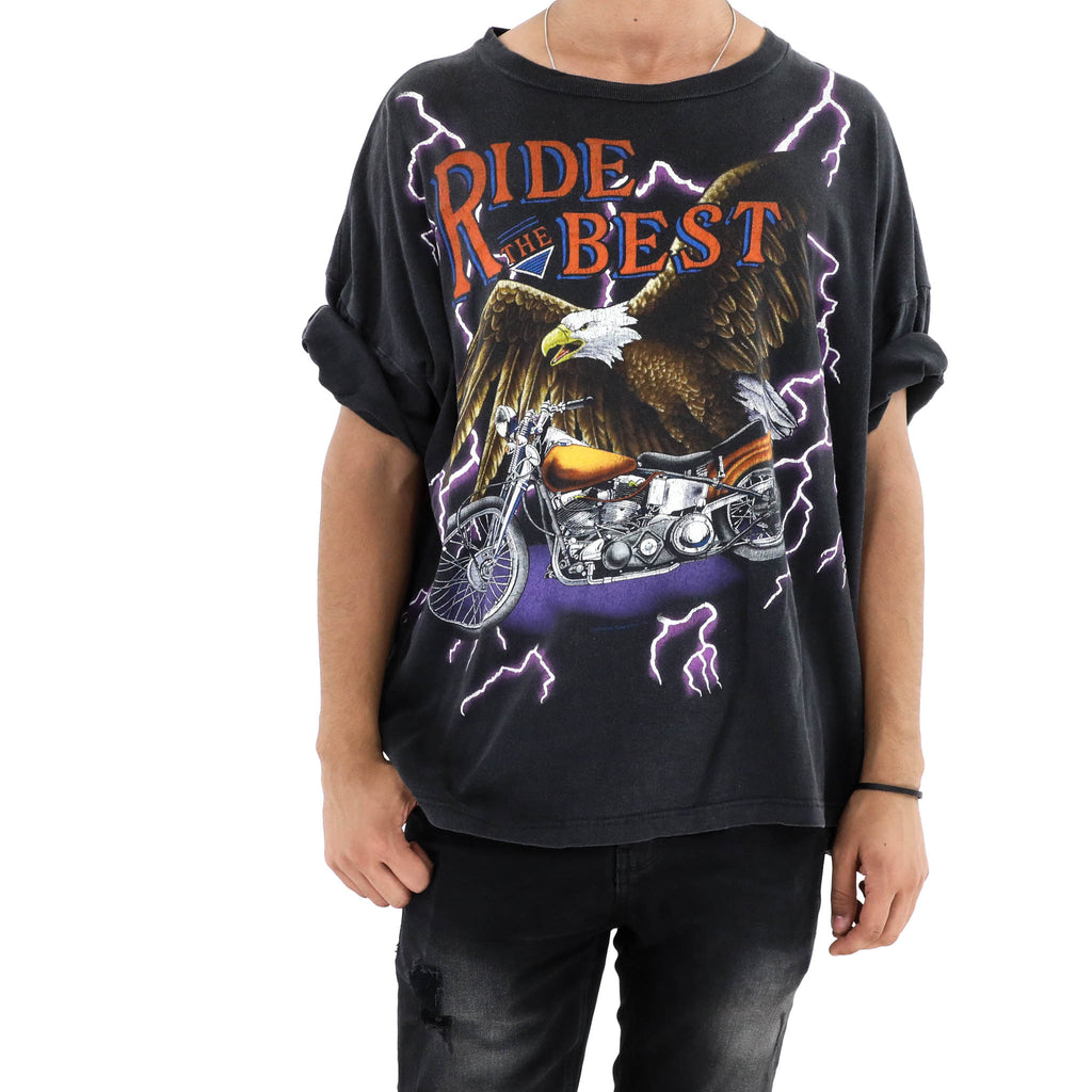 Ride The Beast Vintage T-shirt
