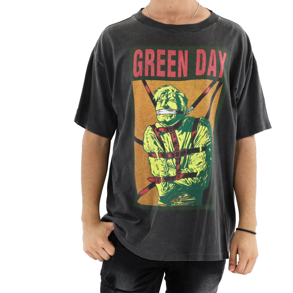 Green Day Band T-Shirt