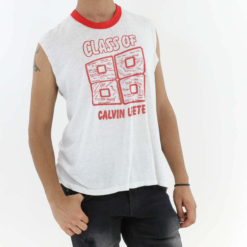 Class of '88 Vintage Muscle Tshirt