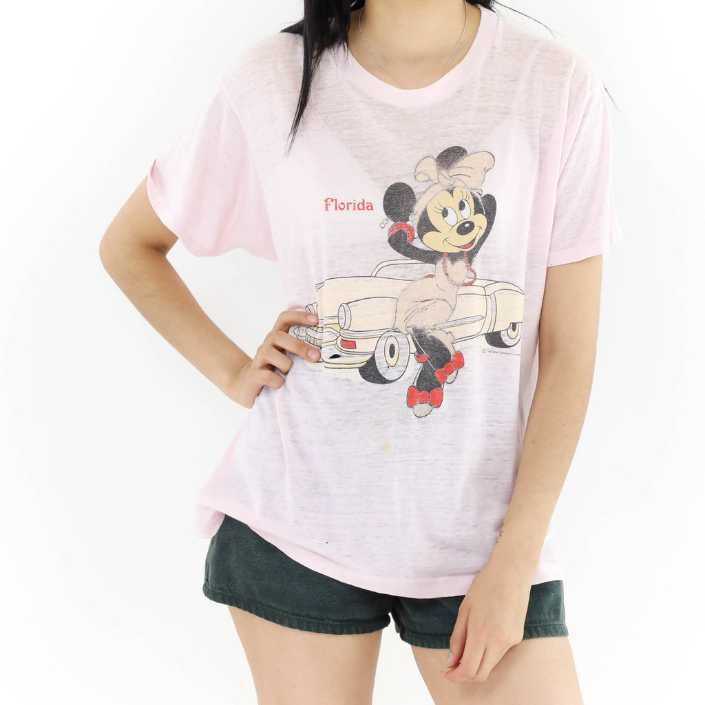 Minnie Mouse Florida Tshirt