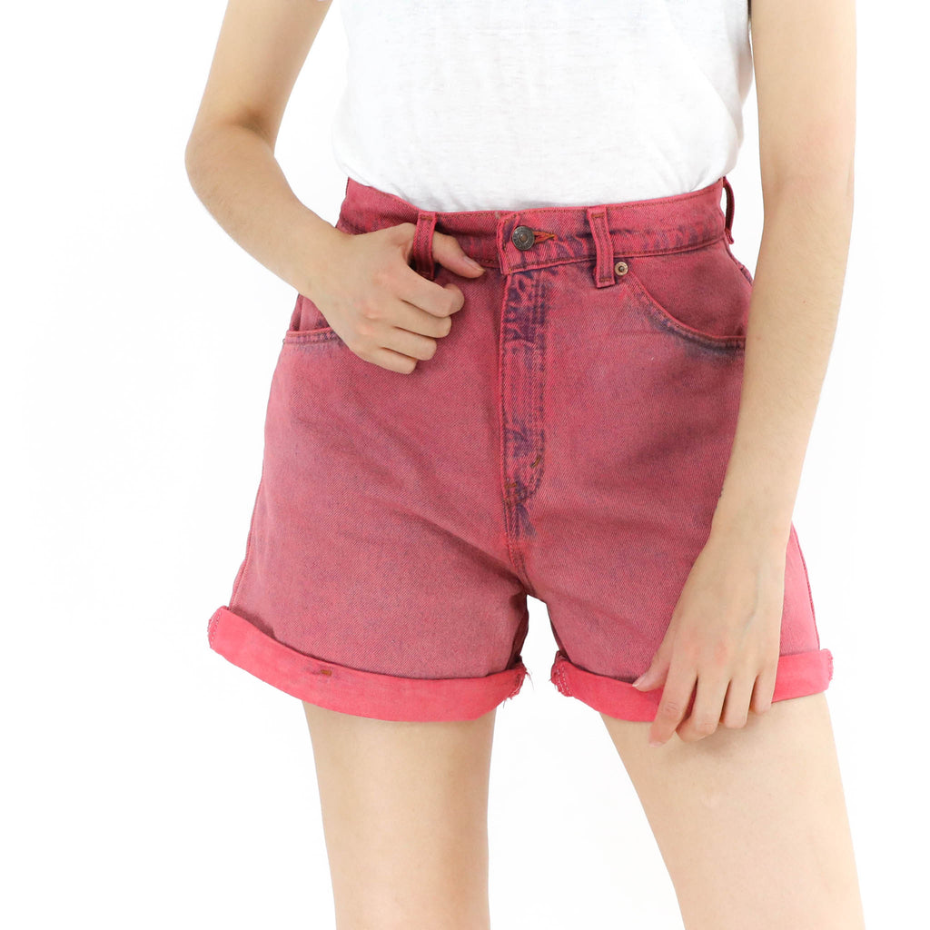 Levi's Vintage High Waisted Shorts