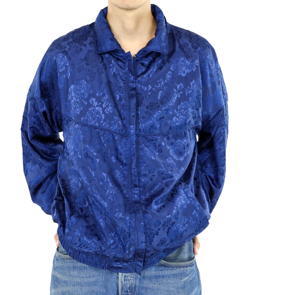 Satin Jacquard Jacket
