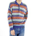 Coogi Style Polo Collar Sweater