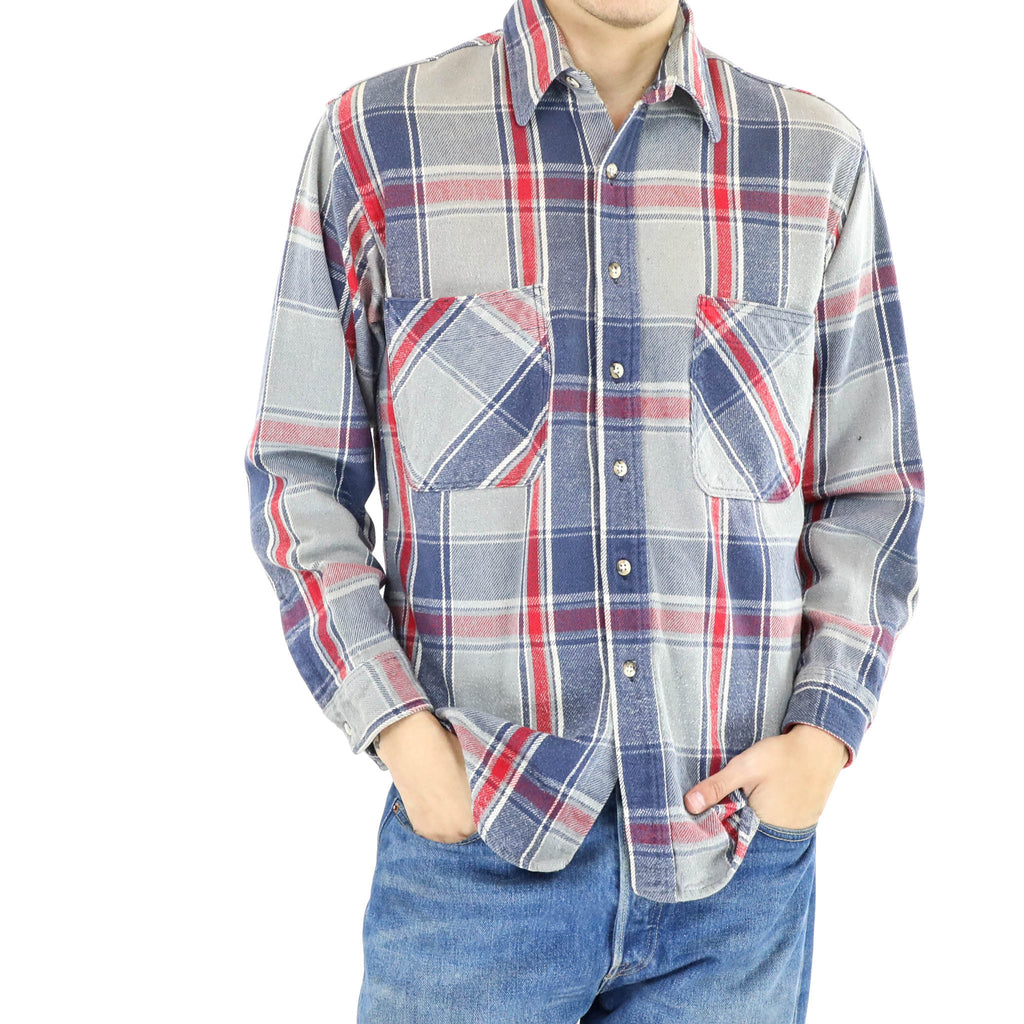 Window Pane Plaid Shirt