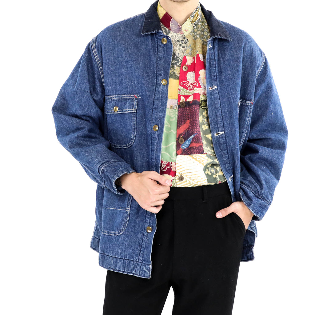 Scooter Boy Denim Jacket