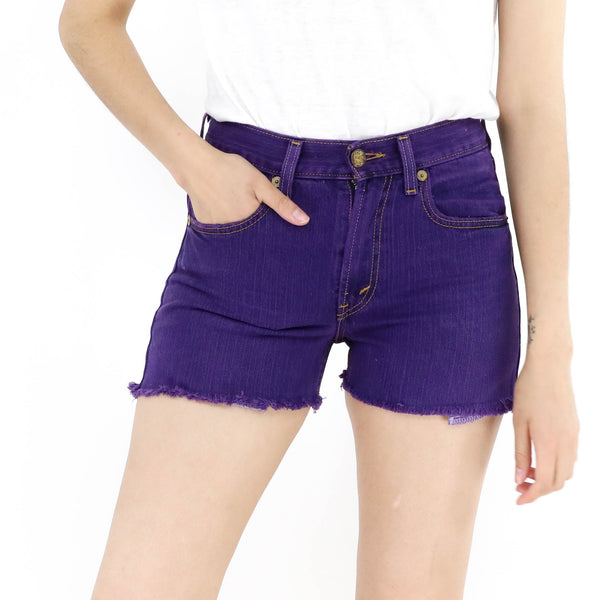 Levi´s Royal Purple Shorts
