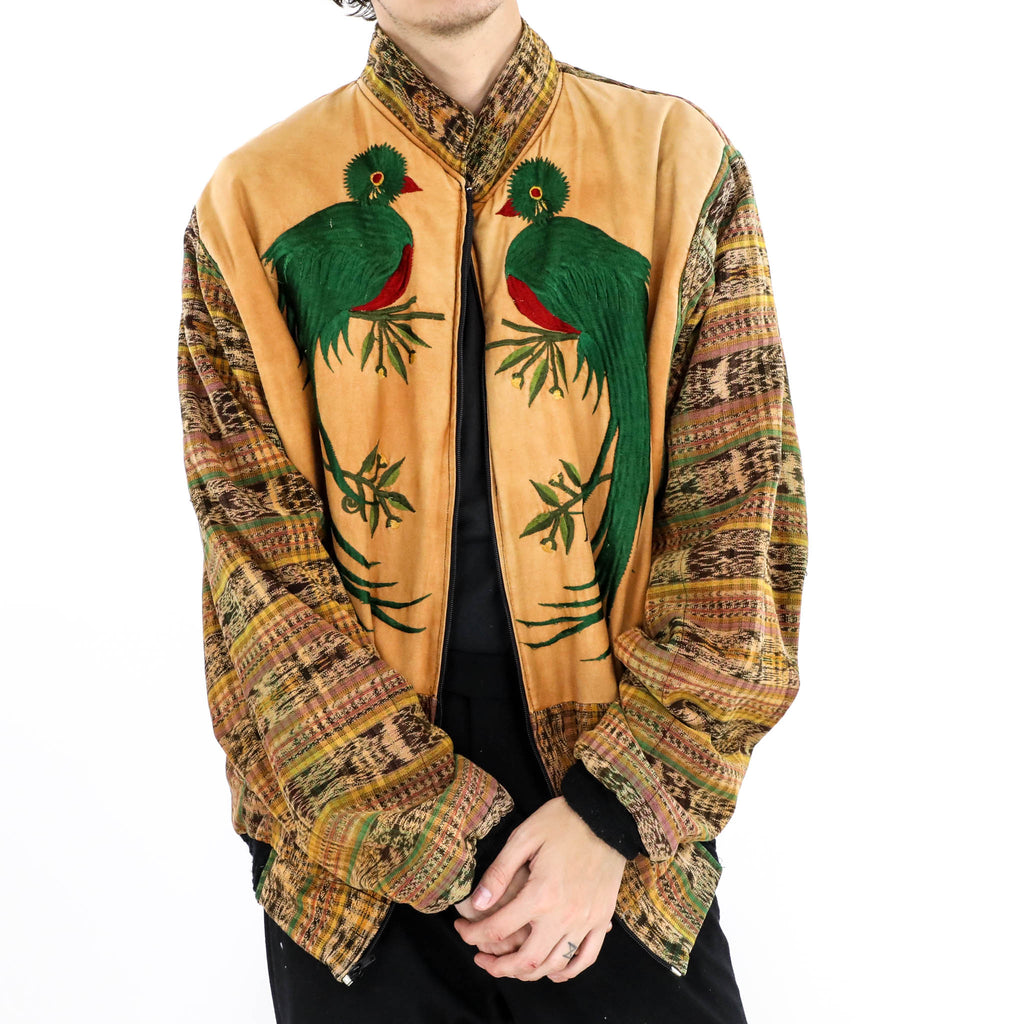 Quetzal Textured Jacket