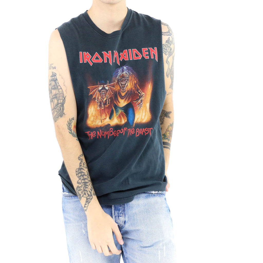 "Iron Maden ""The Number of the Beast"" T-Shirt"
