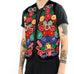 Mexican Embroidery Vest