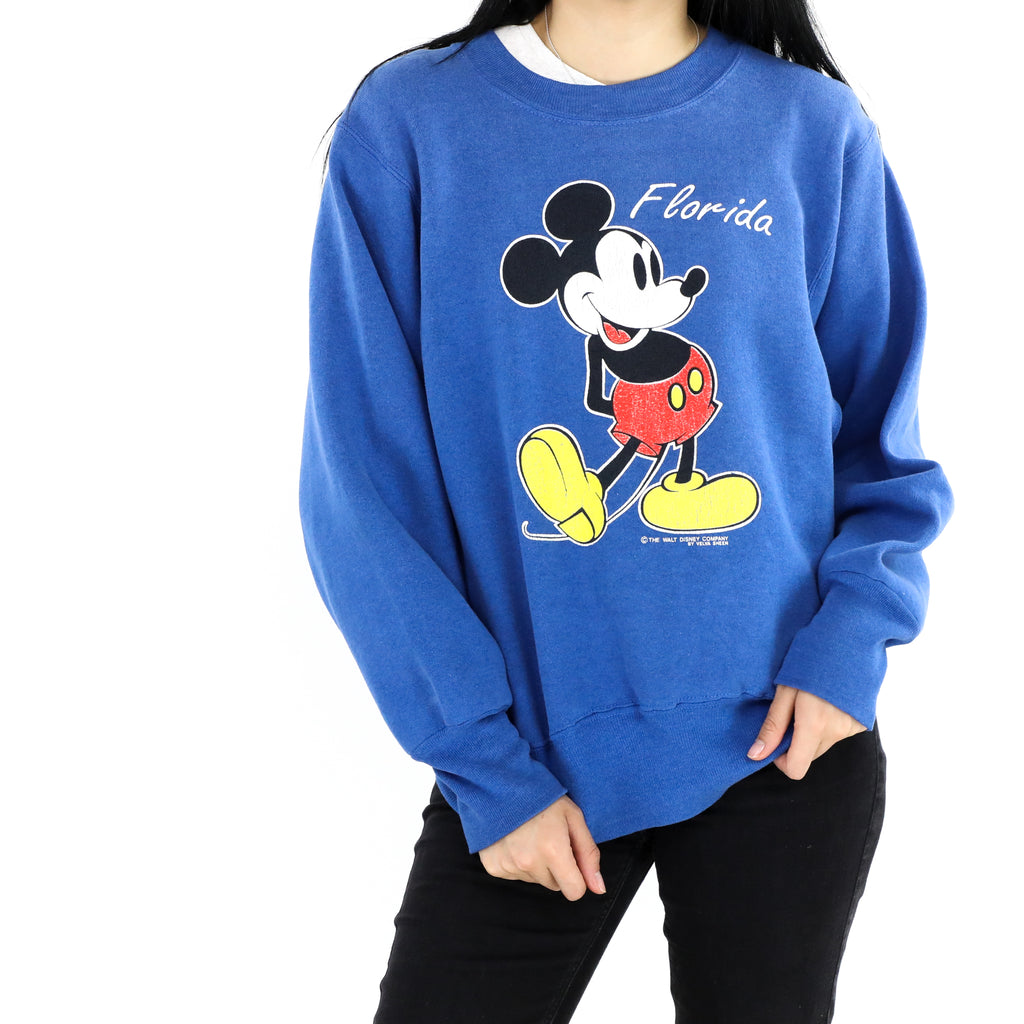 Florida's Mickey Sweatshirt