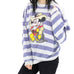 Strippped Cowboy Mickey Sweatshirt