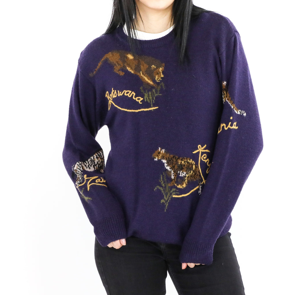 Botswana Animals Sweatshirt