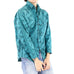 Teal Long Sleeve Shirt