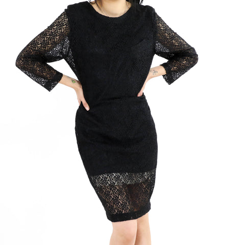 Lacy Sheath Dress