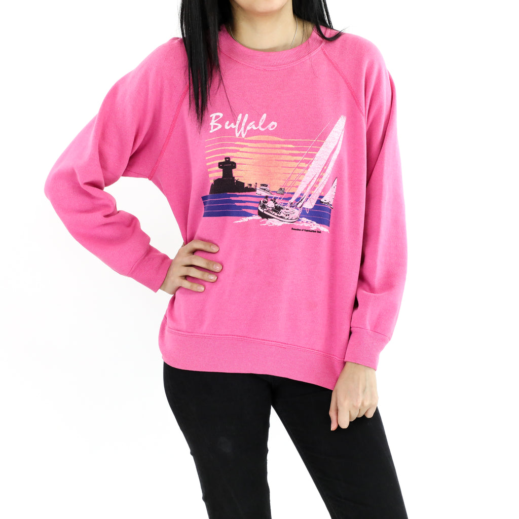 Buffalo Sunset Sweatshirt
