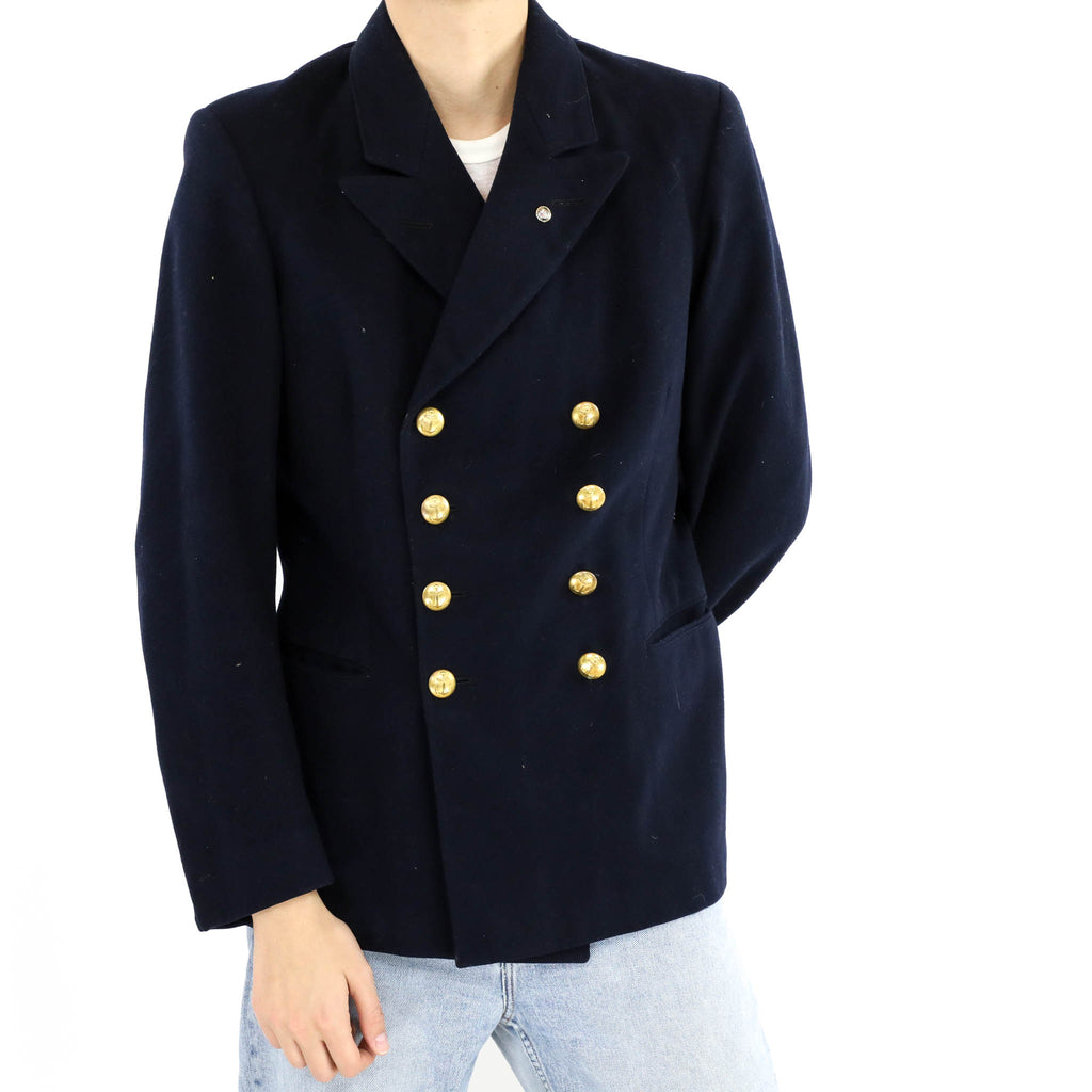 Us Navy Officer Bridge Coat