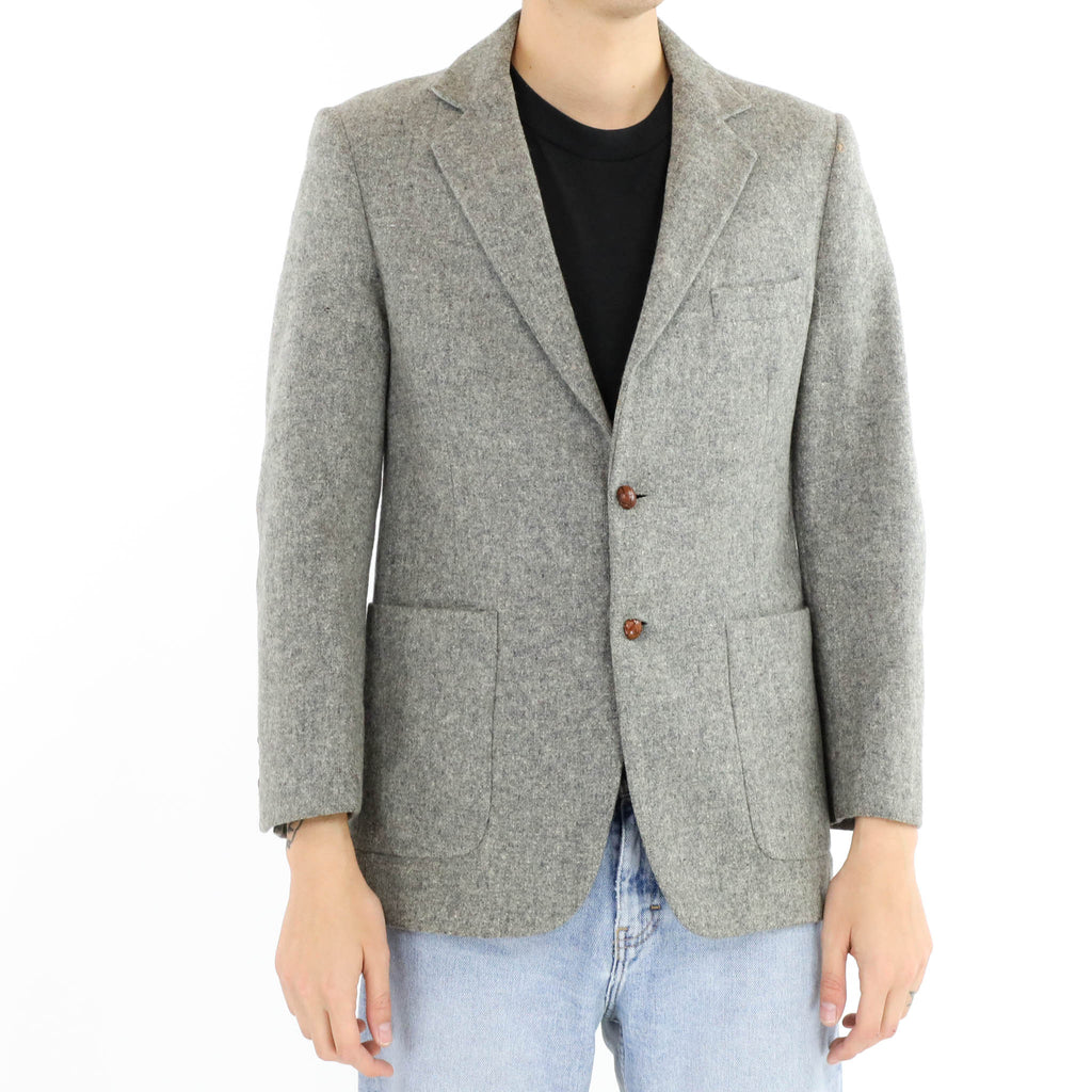 Sport Coat with Padded Elbows