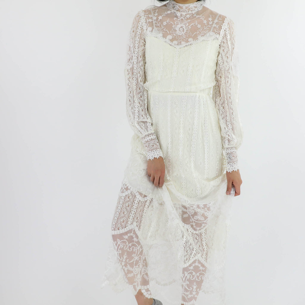 Victorian Lace Dress