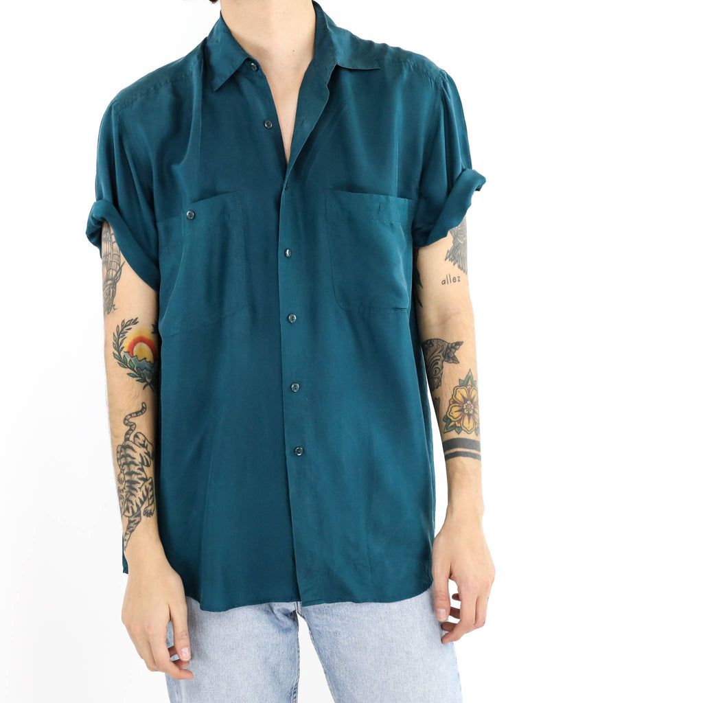 Relaxed Utility Shirt