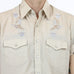 Embroidered Western Short Sleeve Shirt