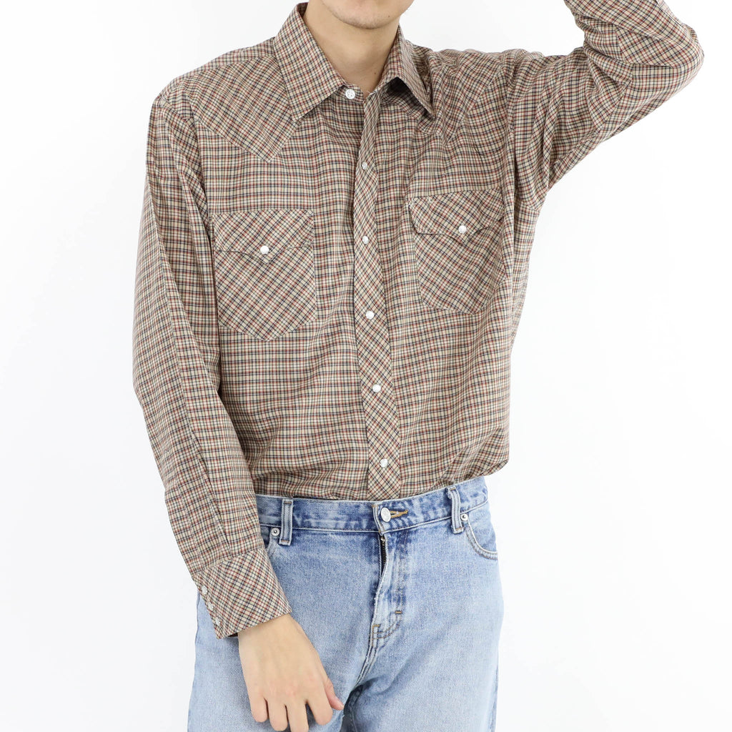 Tattersall Check Shirt