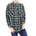 Pine & Black Flannel Shirt