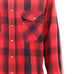 Red & Black Tartan Shirt