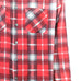 Red & White Tartan Shirt