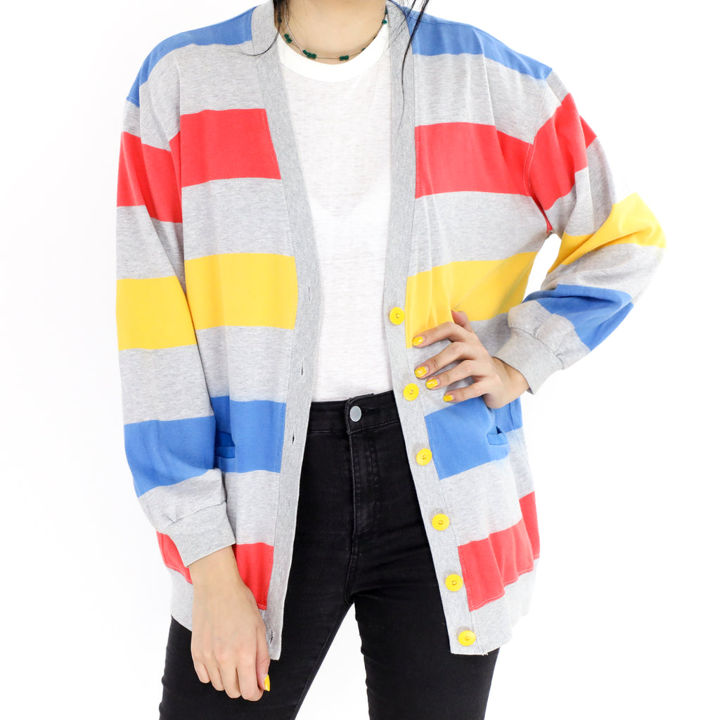 Primary Colors Sweater