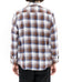 Plaid Brown Flannel Shirt
