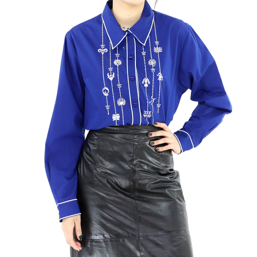 Zodiac Signs Blouse