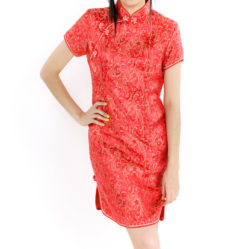 Chinese Dragon Dress