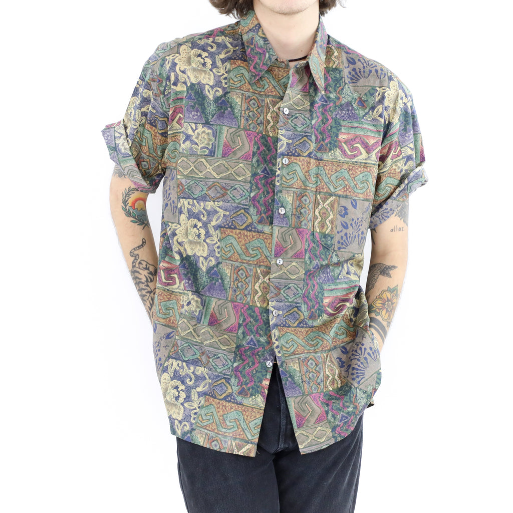 Geometric Shapes Shirt