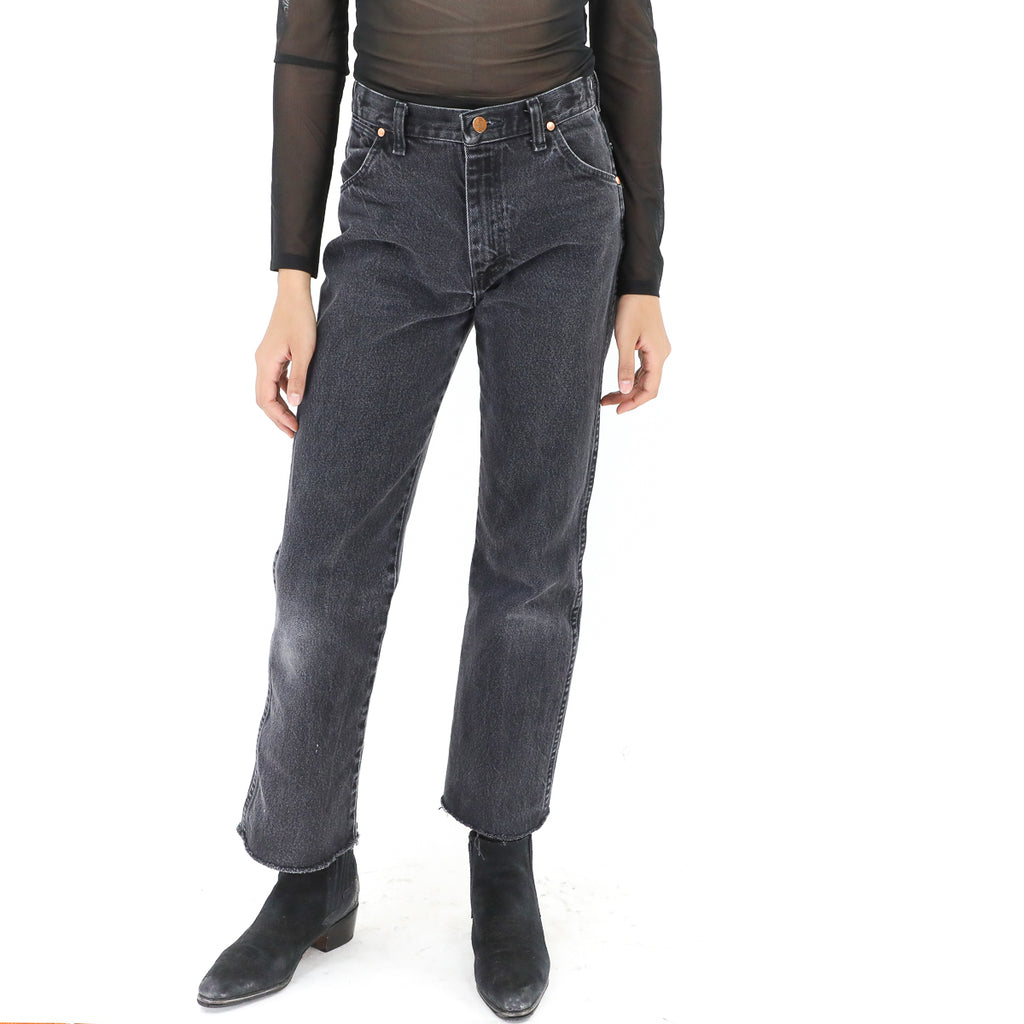 Wrangler Cropped Jeans