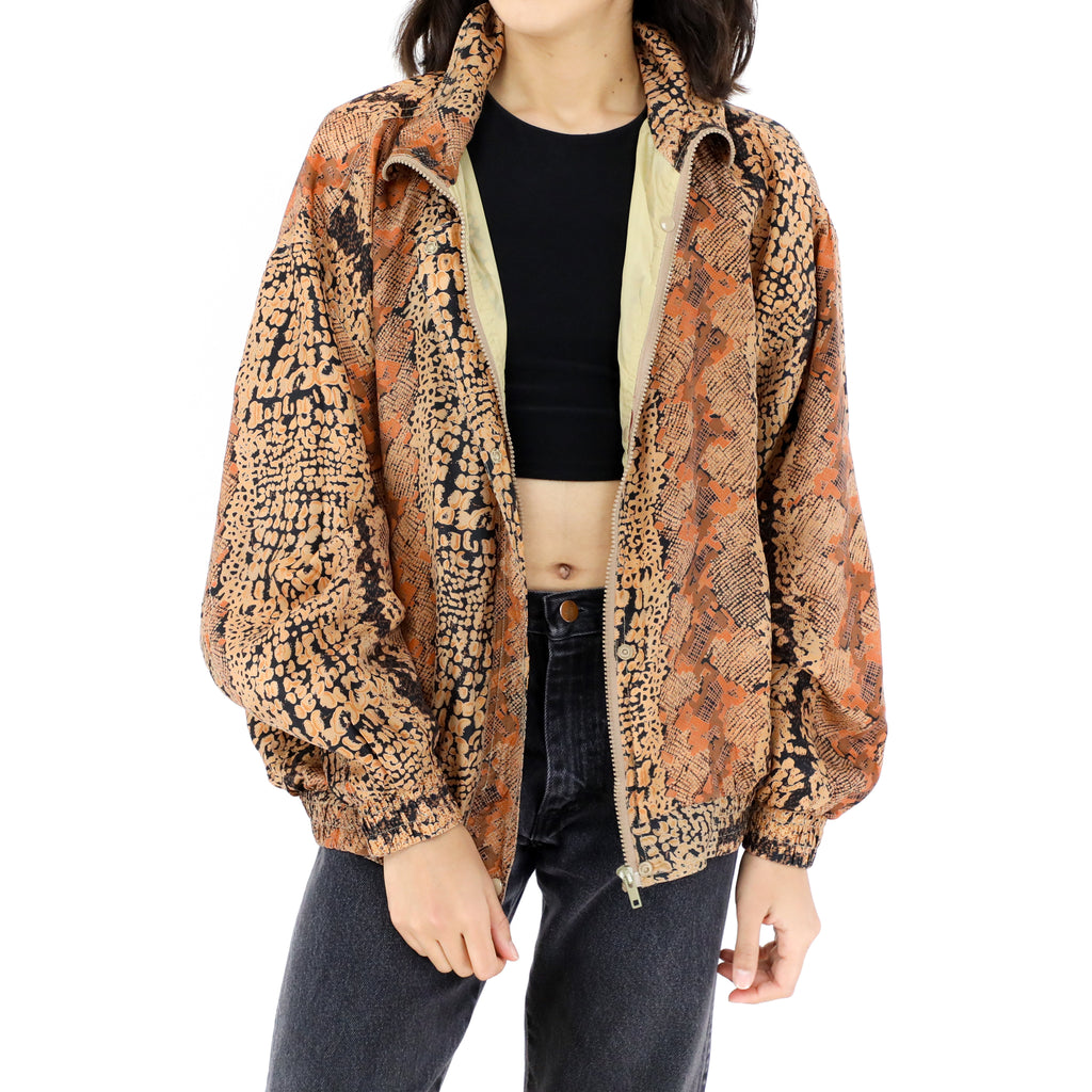 Terracota Bomber Jacket