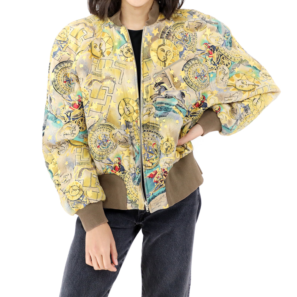 Astrology Bomber Jacket