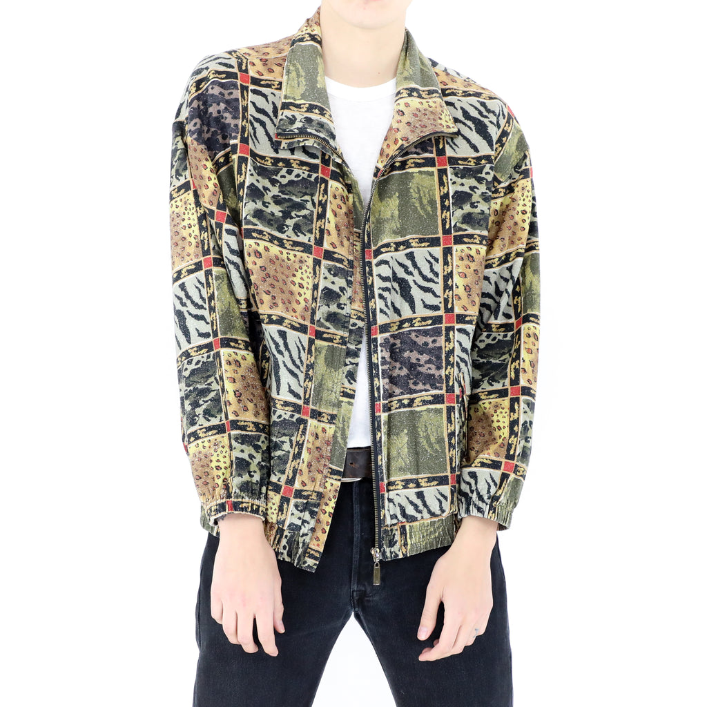 Animal Kingdom Prints Bomber