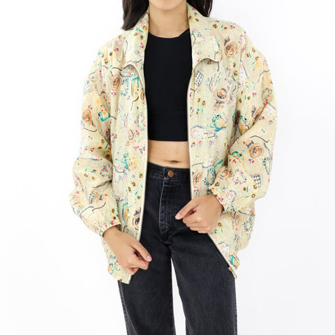 Light Yellow Bomber