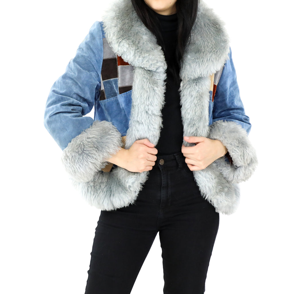 Eskimo Blue Jacket
