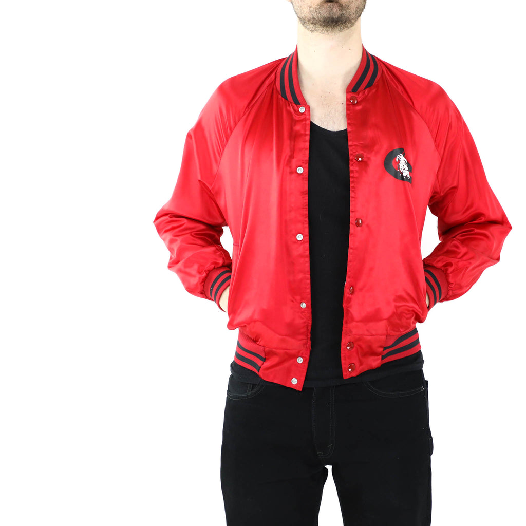 Bulldog Bomber Jacket