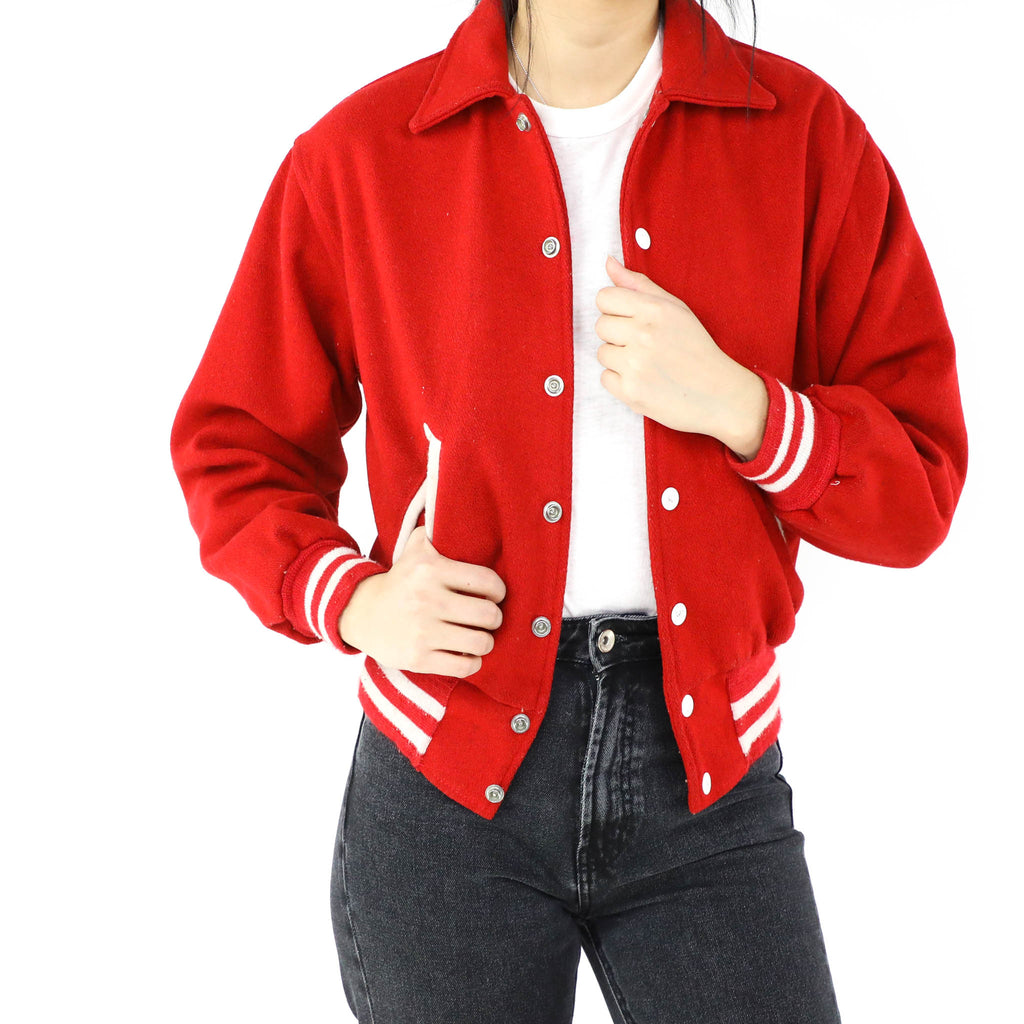 Cherry Hill Bomber Jacket