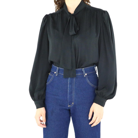 Black Jade Blouse