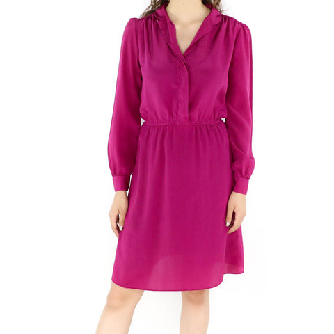 All Magenta Everything Dress