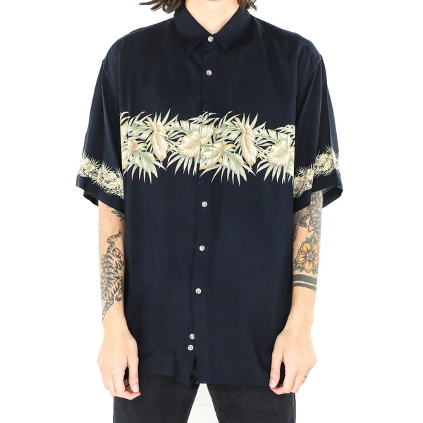 Black Caribbean Shirt