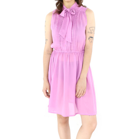 Orchid Sleeveless Dress