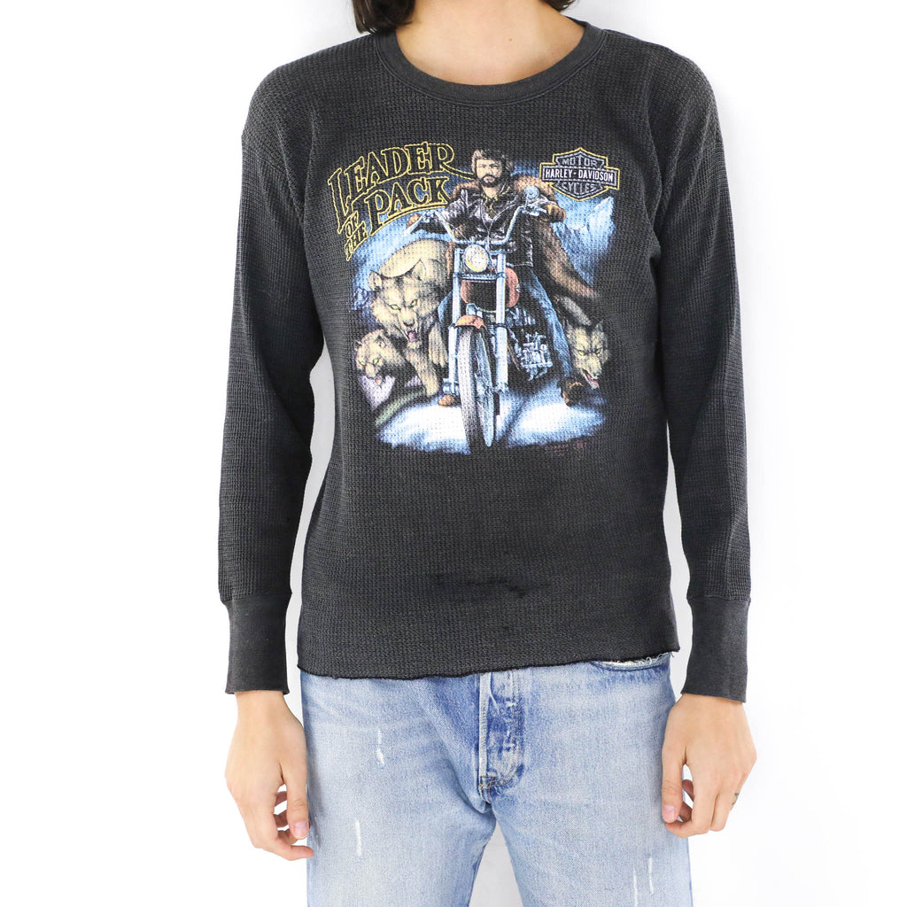 Leader of the Pack Long Sleeve Shirt