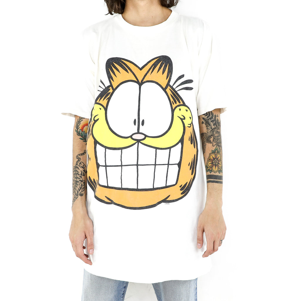 Smiling Garfield T-Shirt