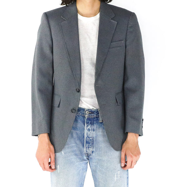 Steel Gray Blazer