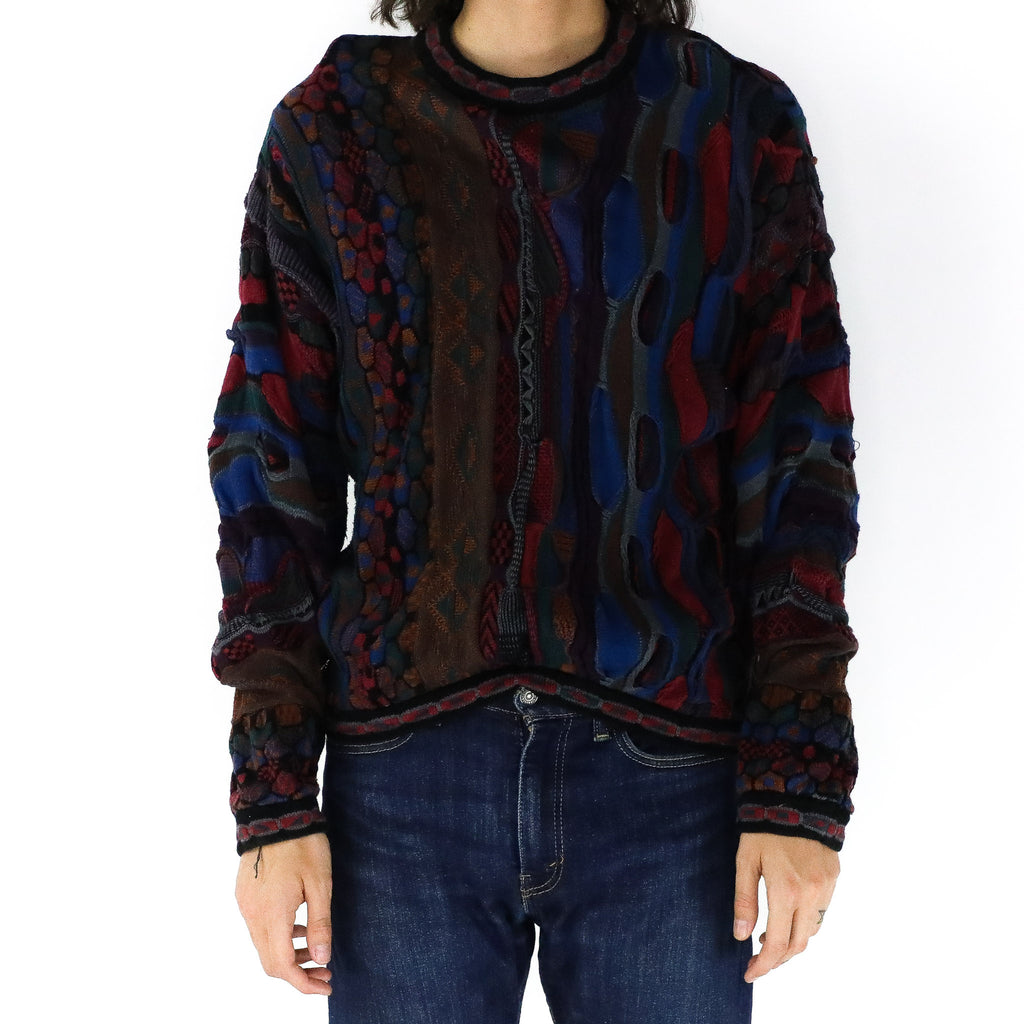 Midnight Coogi Cardigan